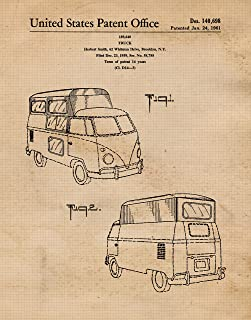 vw van gifts