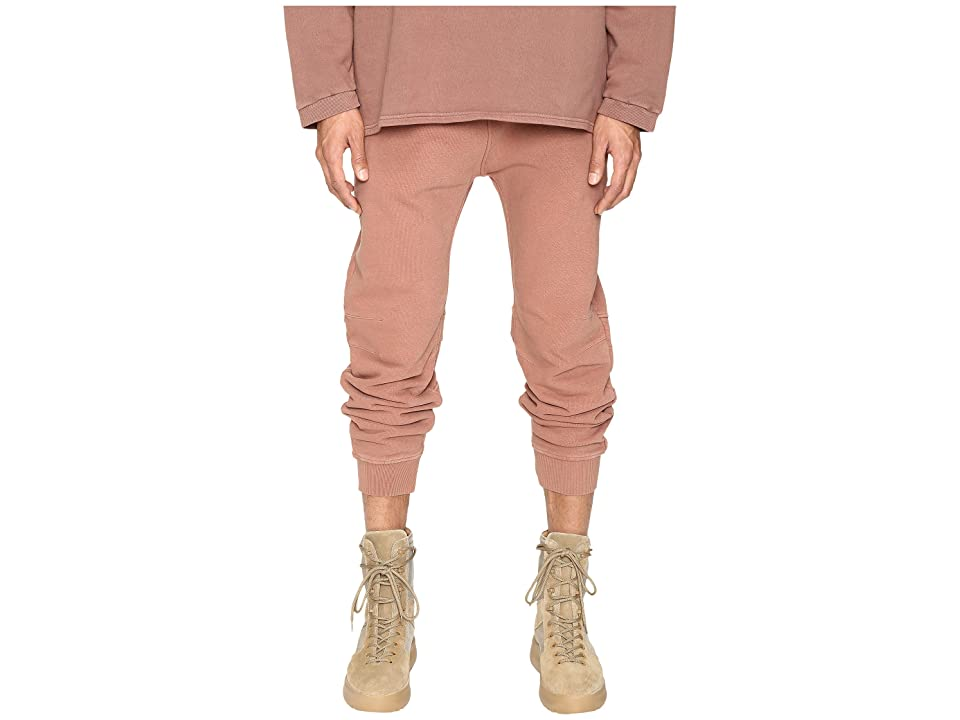 Image of adidas Originals by Kanye West YEEZY SEASON 1 Military Pants (Cognac) Men's Casual Pants