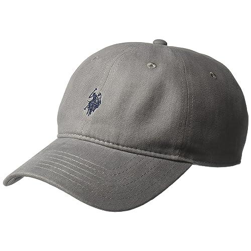 U.S. Polo Assn. Men s Washed Twill Baseball Cap 1651022469d