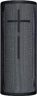 Ultimate Ears Boom 3 Tragbarer Bluetooth-Lautsprecher, 360° Sound, Satter Bass, Wasserdicht, Staubresistent & Sturzfest, One-Touch-Musiksteuerung, 15-Stunden Akkulaufzeit - night black/schwarz