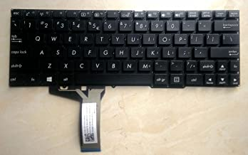 SZYJT New for ASUS Transformer Book T100 T100TA T100A T100TAF Series Laptop US Keyboard black no frame
