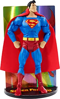 DC Comics Multiverse Super Friends! Superman Action Figure, 6