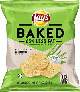 Best baked cheddar and sour cream chips Reviews