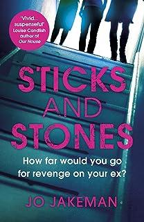 Sticks and Stones (English Edition)