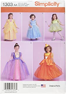 toddler princess dress pattern