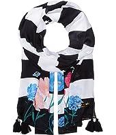 Kate Spade New York - Blossom Stripe Oblong