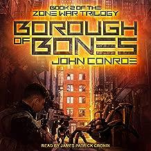 Borough of Bones: Zone War Series, Book 2