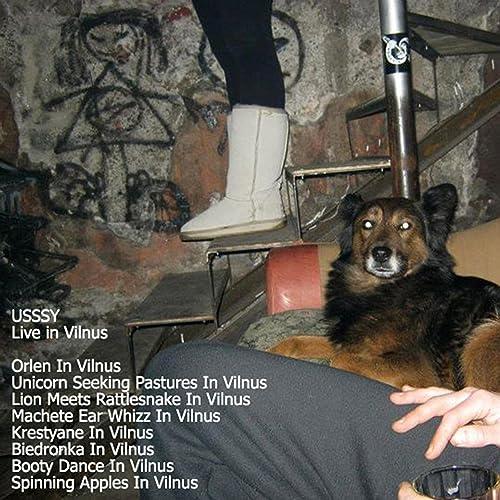 Booty Dance in Vilnus (Live) de Usssy en Amazon Music - Amazon.es