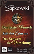 Der letzte Wunsch - Zeit des Sturms - Das Schwert der Vorsehung (German Edition)