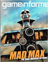 GAME INFORMER # 264 (Apr 2015) MAD MAX The Road Warrior Returns