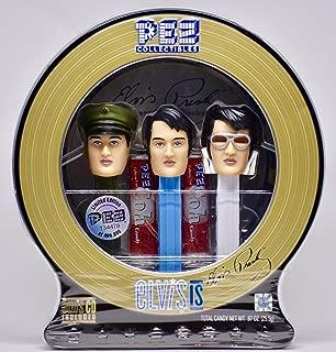 Elvis PEZ Collectibles Limited Edition plus CD