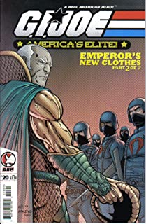 G.I. Joe America's Elite No. 20