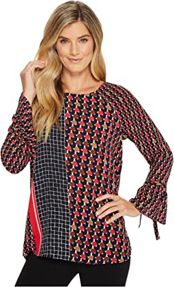 NIC+ZOE - Mixed Dots Top
