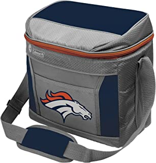 NFL Soft-Sided Insulated Cooler Bag, 16-Can Capacity (ALL TEAM OPTIONS)