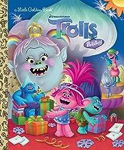 DreamWorks Trolls Holiday LGB (DreamWorks Trolls) (Little Golden Book)