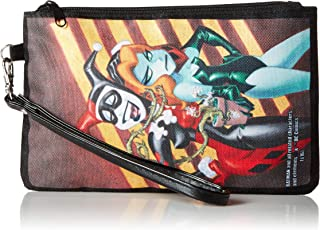 Buckle-Down Junior's Zip Wallet Harley Large, marled Quinn poison Ivy, 8