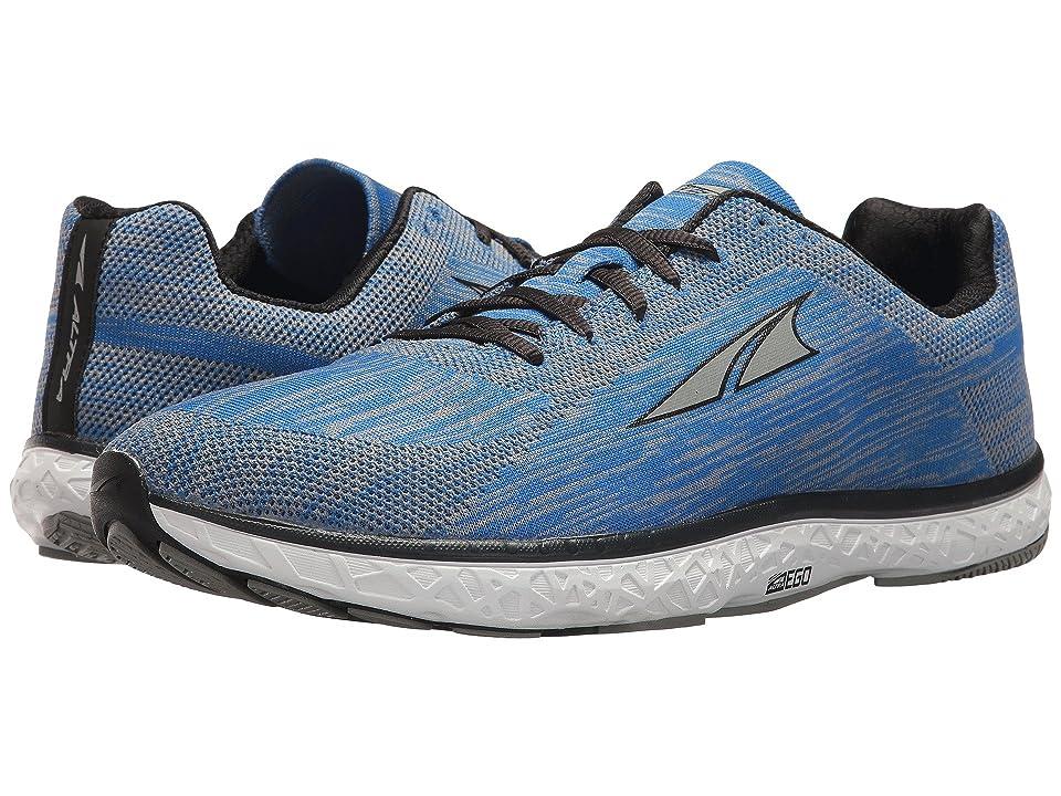 Altra Footwear Escalante (Blue/Gray) Men
