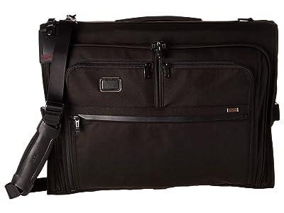 Tumi Alpha 3 Classic Garment Bag (Black) Luggage