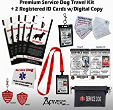 service dog id kit