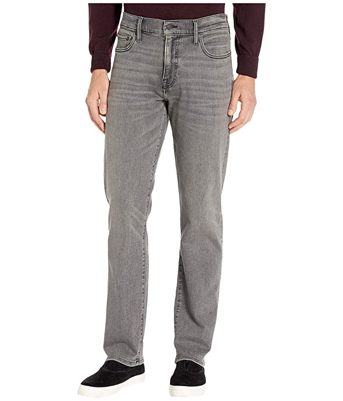Lucky Brand  221 Original Straight Jeans in Benoit Grey (Benoit Grey) Mens Jeans