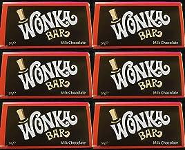 Mejor Willy Wonka Chocolate de 2021 - Mejor valorados y revisados