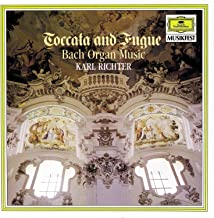 Best karl richter toccata and fugue in d minor Reviews