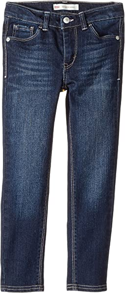 Levi's® Kids - 710 Back Pocket Jeans (Little Kids)
