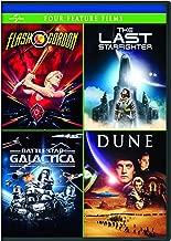 Flash Gordon / The Last Starfighter / Battlestar Galactica / Dune 4 Feature Films
