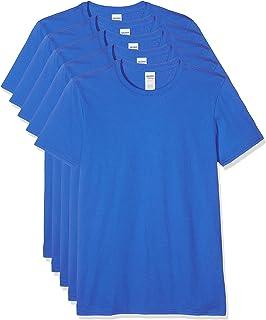 Gildan Camiseta (Pack de 5) para Hombre