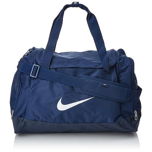 b9ba6d11bdcc Nike Swoosh Club Team Sports Bag Duffel