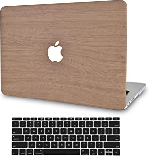 macbook pro wood cover
