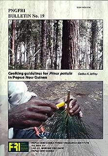 Grafting Guidelines for Pinus Patula in Papua New Guinea (PNGFRI Bulletin, 19)