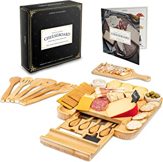 Best wood cheese board Reviews