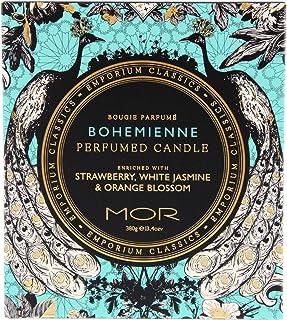 MOR Boutique Emporium Classics Bohemienne Fragrant Soy Candle, 390 ml