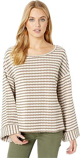 Brady Knit Caramel