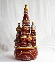 XXL Russian Music Box/ Bottle Holder