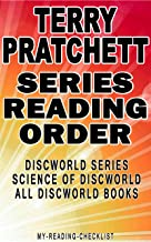 TERRY PRATCHETT: SERIES READING ORDER: MY READING CHECKLIST: DISCWORLD SERIES, THE SCIENCE OF DISCWORLD SERIES, TERRY PRAT...