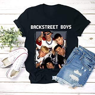 Backstreet Music Band Portrait Fans Boys 90s Unisex T-shirt - Premium T-shirt - Hoodie - Sweater - Long Sleeve - Tank Top