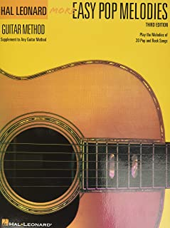 More Easy Pop Melodies - 3rd Edition: Play the Melodies of 20 Pop and Rock Songs