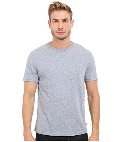 Threads 4 Thought Baseline Tri-Blend Crew Tee (China Blue) Men