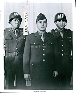 Vintage Photos Martin Sheen Celebrity Execution Private Slovik Drama Soldier Actor Photo 8X10