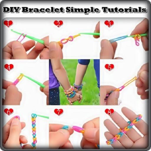 DIY Bracelet Simple Tutorials