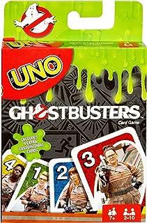 Mattel Games UNO Ghostbusters Edition