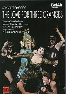 L'Amour des 3 Oranges