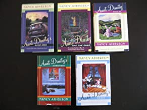 Aunt Dimity's 5 book set: Aunt Dimity's Death, ...and the Duke, ...Good Deed, ...Digs in, ...Christmas