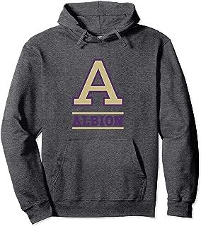 albion college sweatshirt
