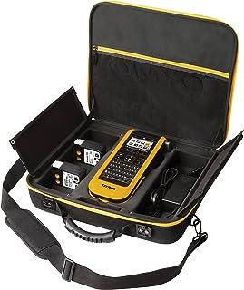 Dymo XTL 标签机,工业,便携,键盘 AZERTY XTL 300 + Aktenkoffer Noir & Jaune
