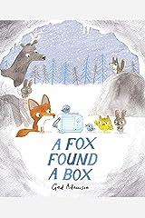 A Fox Found a Box Kindle Edition
