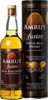 Amrut Indian Single Malt Whisky Fusion, 1 x 700 ml, 1er Pack