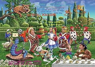 Wentworth Alice in Wonderland Wooden Jigsaw Puzzle 250 Pieces